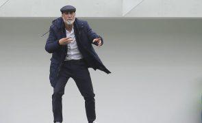 Álvaro Pacheco quer Vizela com