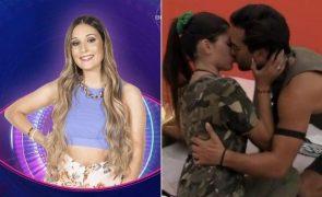 """Rita relata noite louca entre Joana e Ricardo na casa do Big Brother: """"Ouviam-se muitos barulhos"""""""