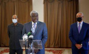 Sudão: União Africana pede