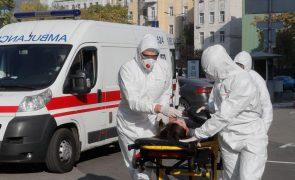 Portugal é 23.º em novos casos diários de covid-19 na UE, situação agrava-se no leste europeu