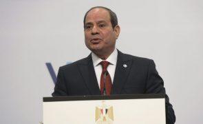 Egito cancela prolongamento do estado de emergência pela primeira vez desde 2017