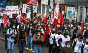 Movimento indígena e sindicatos tentam hoje paralisar o Equador contra o Governo