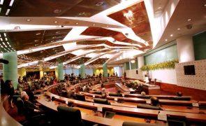 Pandemia, economia e vacinas no primeiro debate da 'nova' AL em Macau
