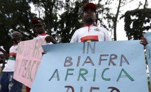 Fotografias da fome no Biafra aceleraram ajuda mas deram má imagem de África