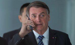 Comissão de investigação da covid-19 pede suspensão de Bolsonaro nas redes sociais