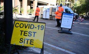 Covid-19: Reino Unido regista máximo de mortes desde fevereiro