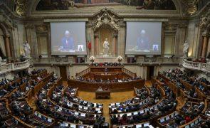 OE2022: Assembleia da República vota hoje proposta orçamental, com chumbo à vista
