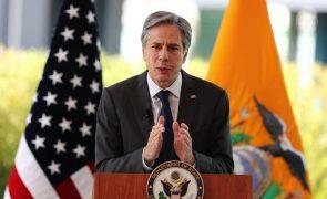 Afeganistão: Blinken promete examinar todos os erros na retirada  de Cabul