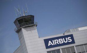 Airbus passa de prejuízos a lucros de 2.635 ME até setembro