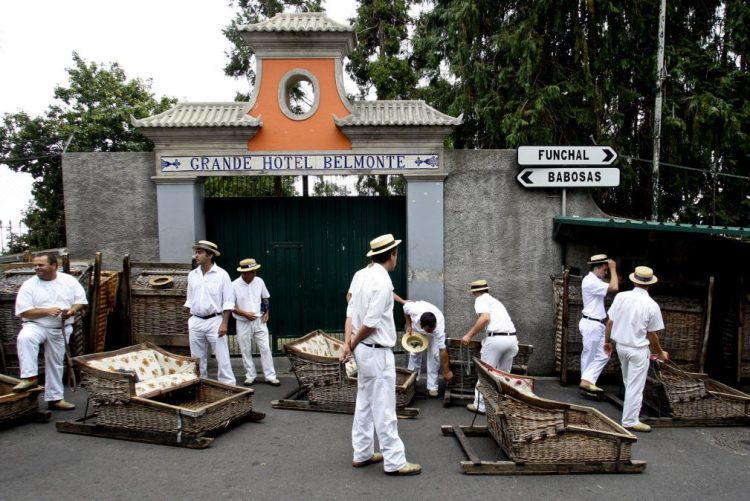 Carreiros do Monte, na Madeira, não fazem viagens por respeito à família de vítima