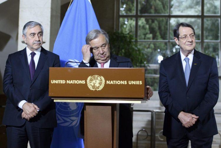 Guterres diz que não se podem esperar