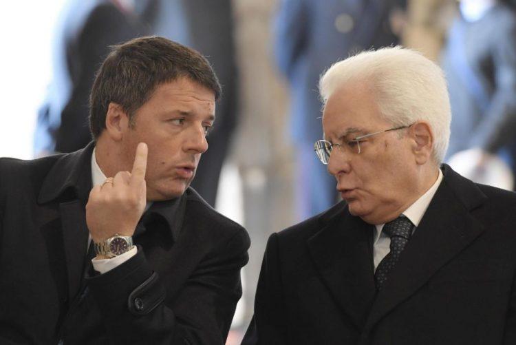 PR italiano pede a Renzi para adiar demissão até aprovação de Orçamento 2017