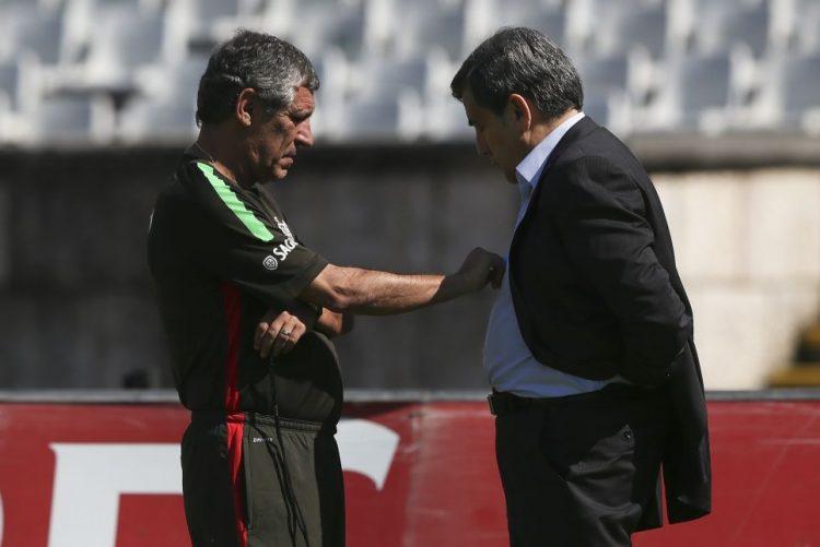 FPF anuncia jogo entre Portugal e Suécia no estádio dos Barreiros, no Funchal