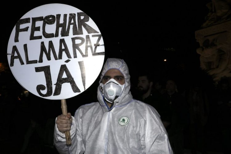 Movimento antinuclear condena inércia de Governo português sobre Almaraz e quer ministro