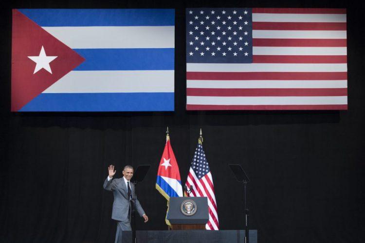 Barack Obama acaba com regime especial de residência para cubanos