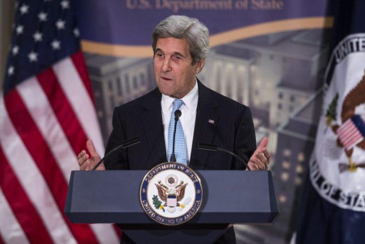 Kerry inicia no Vietname última digressão internacional como secretário de Estado dos EUA