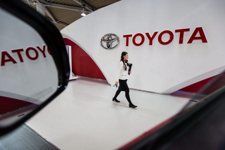 Toyota chama às oficinas 543 mil veículos nos EUA devido a falha nos 'airbags'