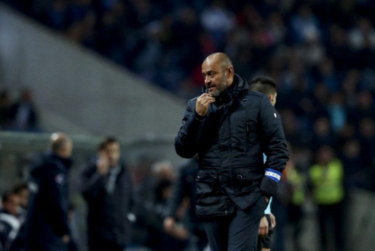 Nuno Espírito Santo diz que FC Porto não pode voltar a falhar na I Liga