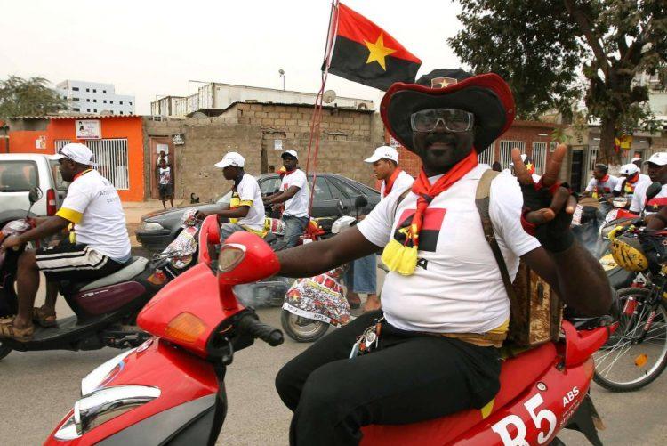 Governo angolano já gastou 170 milhões de euros no registo eleitoral