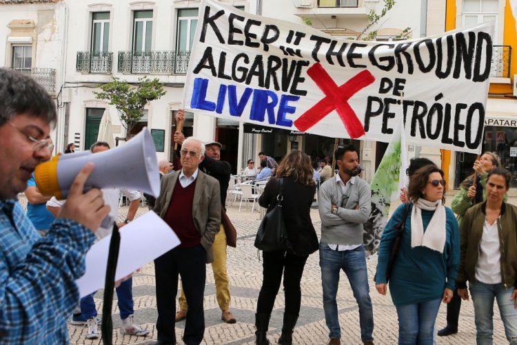 Algarve Livre de Petróleo quer que Governo rescinda com Repsol/Partex