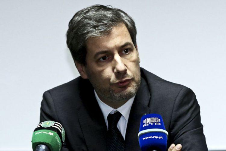 Bruno de Carvalho diz que até hoje não houve nenhum conflito iniciado pelo Sporting