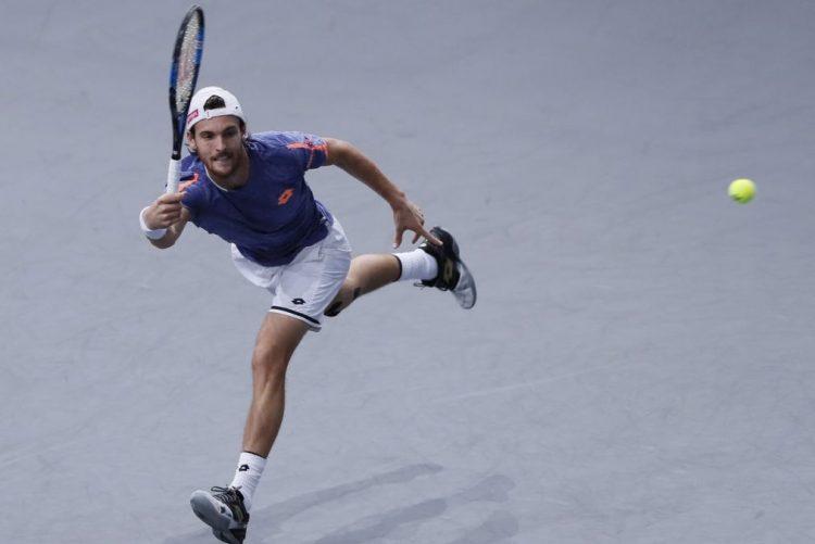 Norte-americano Jack Sock bate João Sousa e vence final do torneio de ténis de Auckland