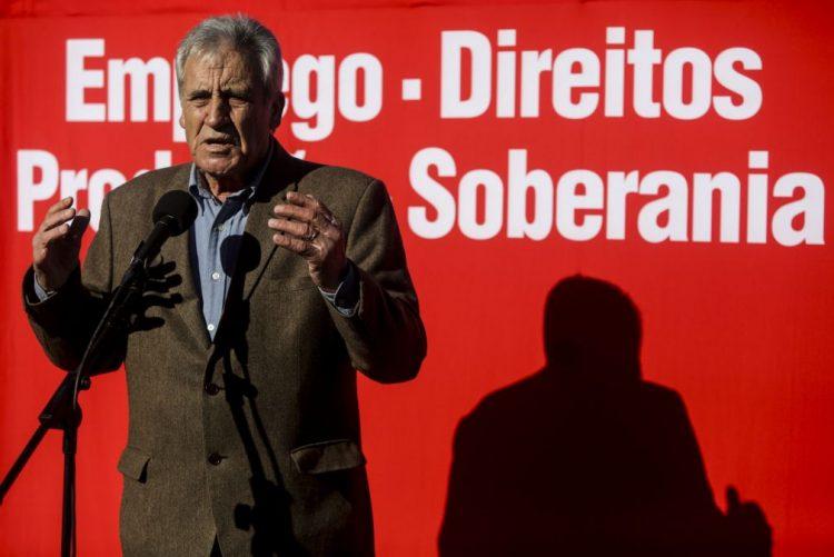 Jerónimo de Sousa diz que PSD deu