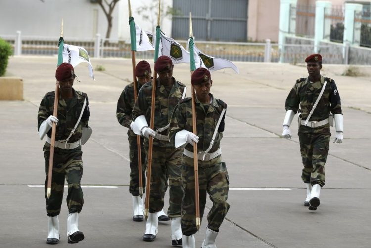 Forças Armadas de Cabo Verde comemoram 50 anos no domingo