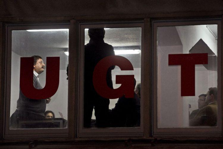 UGT avisa PSD para