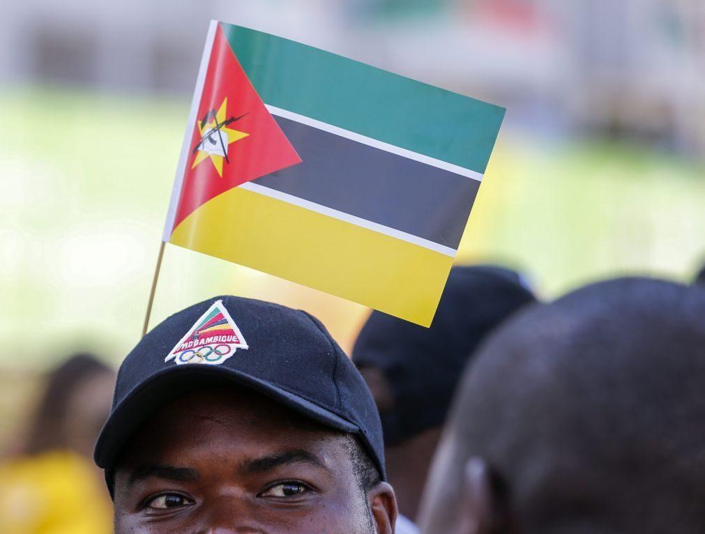 Dois polícias feridos com tiros de metralhadora no norte de Moçambique