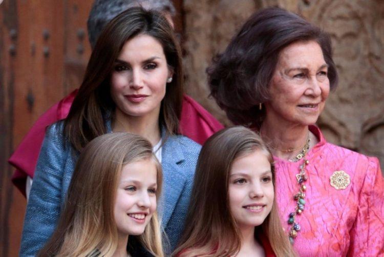 Princesa Leonor cresceu a fotografia oficial torna-se viral