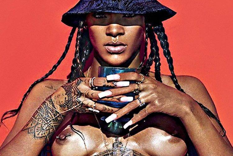 Rihanna é uma das caras do movimento