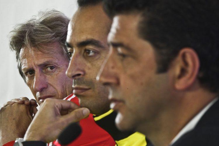 Jorge Sousa arbitra dérbi entre Benfica e Sporting da I Liga