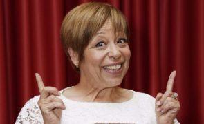 Maria Vieira comenta polémica dos «beijinhos aos avós»: «Porca miséria»