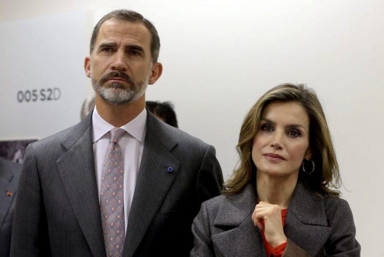 Reis de Espanha terminam hoje visita de Estado de três dias a Portugal