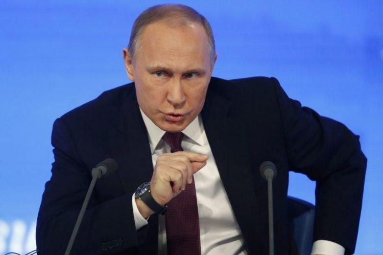 Palavra de Putin: «As melhores prostitutas do mundo são as de»...